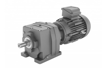Motor giảm tốc trục xoắn inline