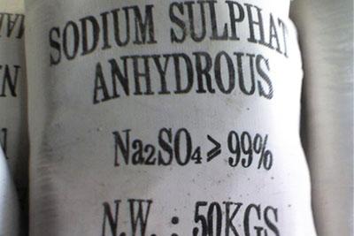 Muối Sulfat Na2SO4