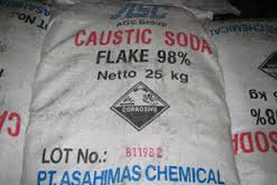 Cautic soda Flakes - NaOH 98%